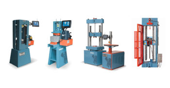 four material testing machines